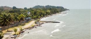 Küstenabschnitt