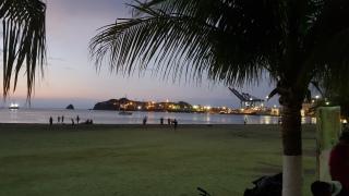 Strand am Abend